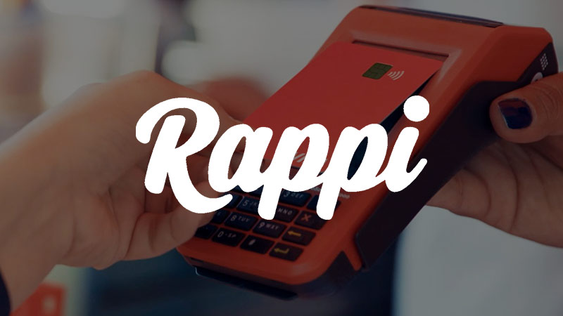 Rappi point of sale payment.